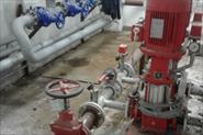 Обвязка насосной пожарной станции