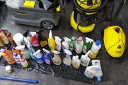 Моющий пылесос, пылесос,парогенератор. Средство для уборки.