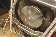 Очистка системы слива на стиральной машине ASKO