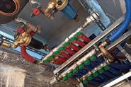 Монтаж водоснабжения в ЖК Сердце Столицы