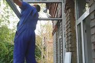 Холодное остекление + установка крыши