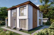 3D визуализация домов и дизайн фасадов