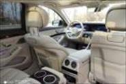 Мercedes-Benz S-class W222 4MATIC