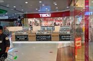 3D визуализация для согласования с ТЦ (островков и магазинов)