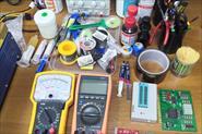 Часть нашего оборудования для ремонта техники