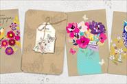 Открытки, подарочные пакеты, упаковочная бумага, сувенирка