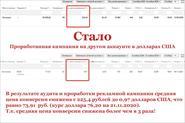 Примеры работ по настройке Контекстной Рекламы и SEO продвижению сайтов.