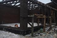 Строительство терассы