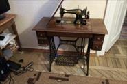 Реставрация швейной машинки Зингер 1913 года,Шотландия