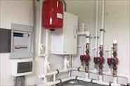 Отопление и водоснабжение в д. Теряево