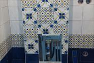Укладка плитки по адресу Питерский проспект