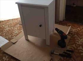 Разборка, сборка и упаковка мебели к перевозке.