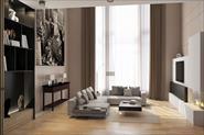 Дизайн интерьера частного дома в Подмосковье