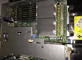 Старенький сервер.