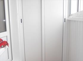 Шкафы, тумбы для балконов и лоджий