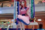 куклы в ЦДМ (центральный детский мир)