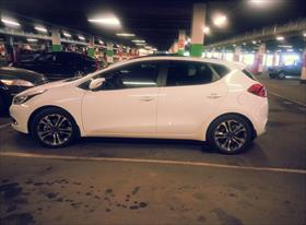 моя машина KIA CEED 2014 г.