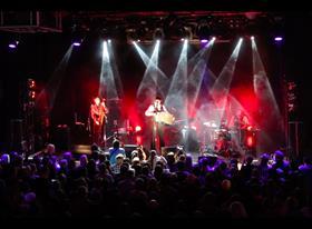 Концерт The Tiger Lillies в клубе Космонавт