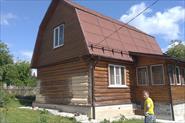 Обновление дачного домика