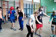 Командообразующий тренинг для спортсменов