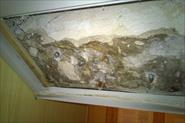 Гидроизоляция примыканий потолка к стенам инъектированием полиуретановых смол (Москва)