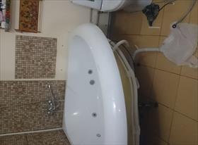 Перемещение раковины,ввиду смены ванны на джакузи.