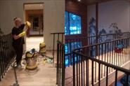 Уборка во время ремонта коттеджа!  В 5 этапов.