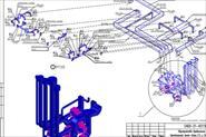 Чертежи инженерных сетей в MagiCAD