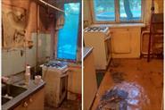Генеральная уборка запущенных квартир.