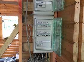 электрификация деревянных домов за 2016 год