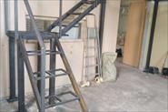 изготовление и монтаж лестницы и дополнительного этажа