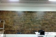 Покраска стен офиса компании