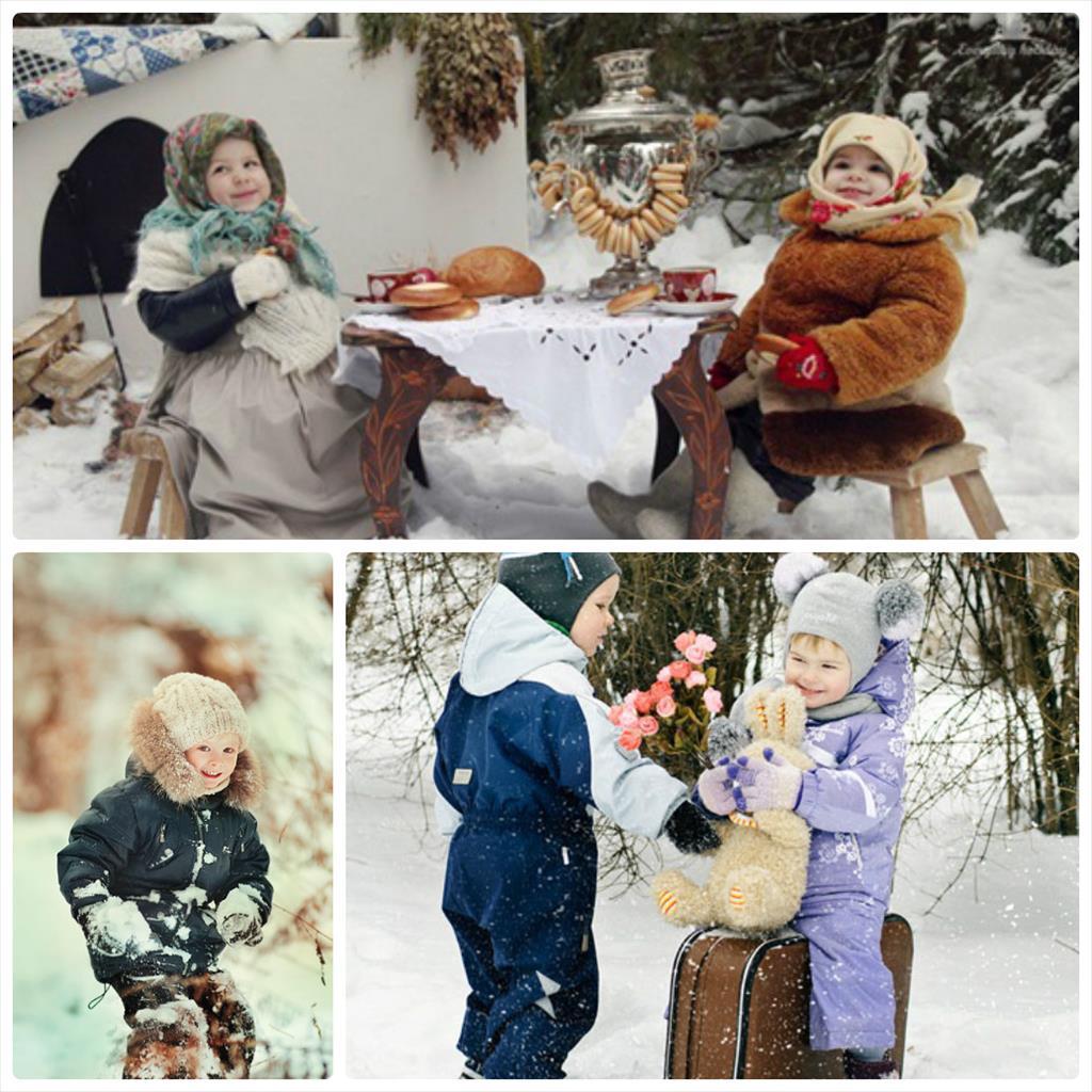 фотосессия в пальто зимой