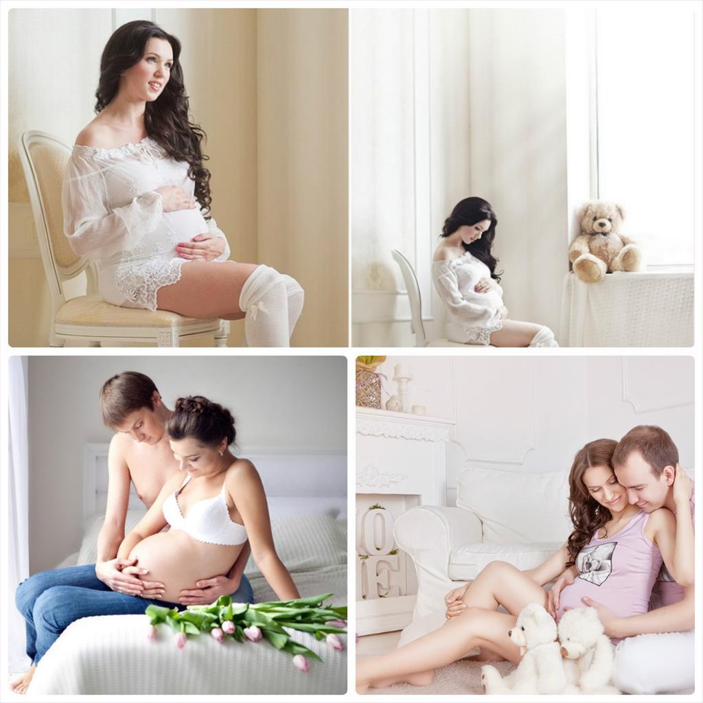 фотосъёмка беременной