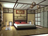 Варианты дизайна квартиры в японском стиле