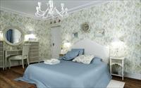 Варианты интерьера спальни в стиле прованс